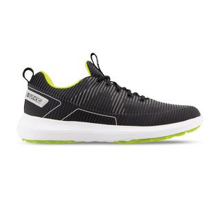Men's Flex XP Spikeless Golf Shoe - Black/Green