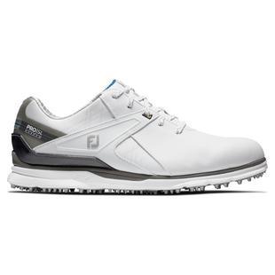 Chaussures Pro SL Carbon sans crampons pour hommes - Blanc/Gris