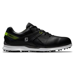 Men's Pro SL Spikeless Golf Shoe - Black/Green