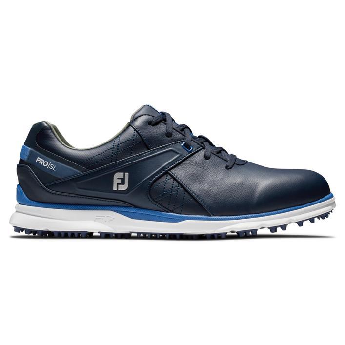 Chaussures Pro SL sans crampons pour hommes - Bleu marine