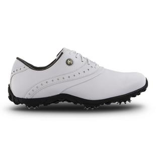 Women's LOPRO Spiked Golf Shoe - White