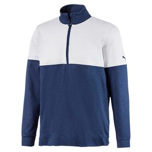 Men's Cloudspun Warm Up 1/4 Zip Pullover
