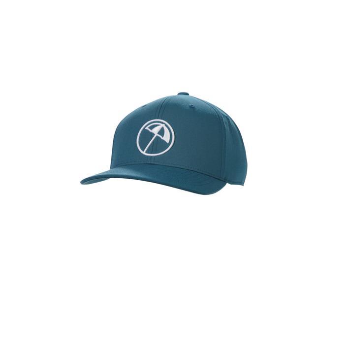 Men's AP Circle Umbrella Snapback Cap