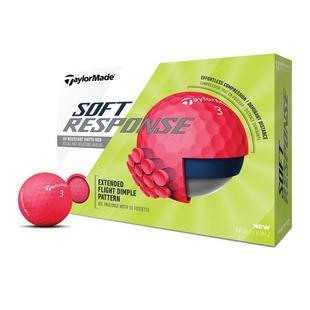 Balles Soft Response - Rouge