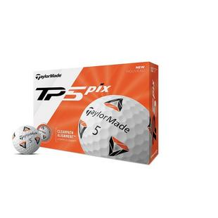 Balles TP5 Pix 2.0