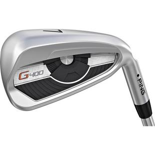 G400 4-PW Iron Set with Graphite Shafts