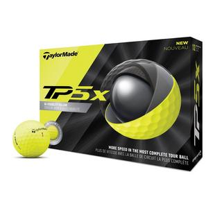 Prior Generation TP5x Yellow Golf Balls