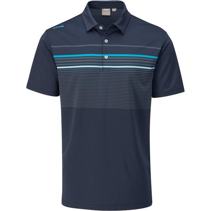 Men's Spencer Short Sleeve Polo
