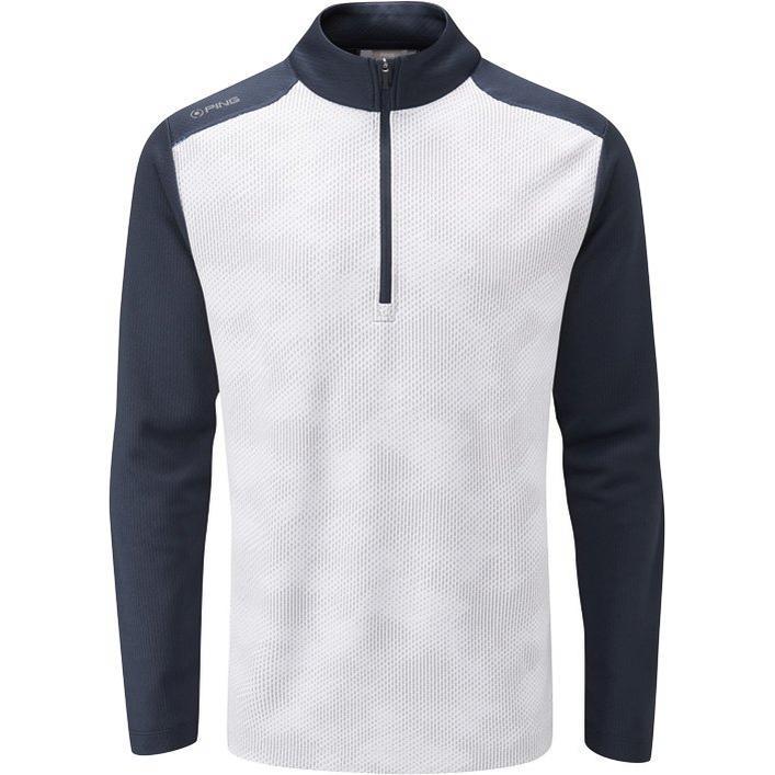 Men's Vertical 1/2 Zip Pullover