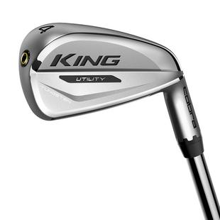King Utility Iron with Steel Shaft
