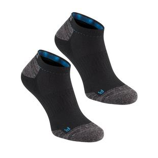 Men's Sensorcool No Show Socks - 2 Pack