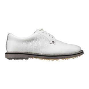 Chaussures Collection Gallivanter sans crampons pour hommes - Blanc/Gris