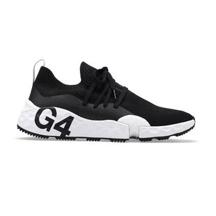 Men's MG4.1 Spikeless Golf Shoe - Black/White