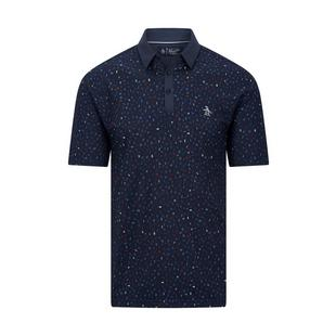 Men's Spelling Pete Short Sleeve Polo