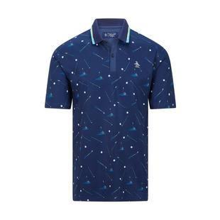 Men's Pete on the Green Short Sleeve Polo