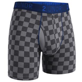 Men's Swing Shift Boxer Brief - Check Mate