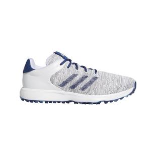 Men's Starglide Spikeless Golf Shoe - White/Navy