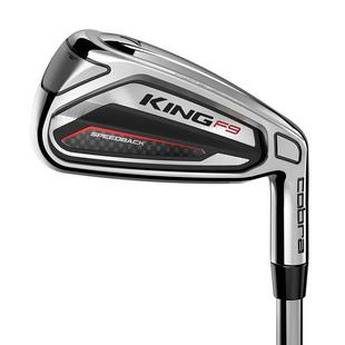 F9S 5-PW GW Iron Set with Steel Shafts