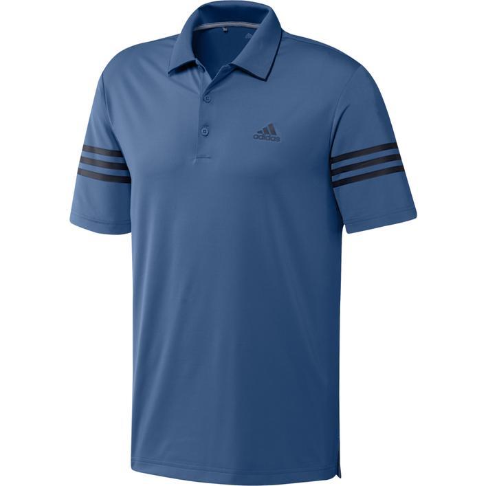Men's 365 Blocked Short Sleeve Polo