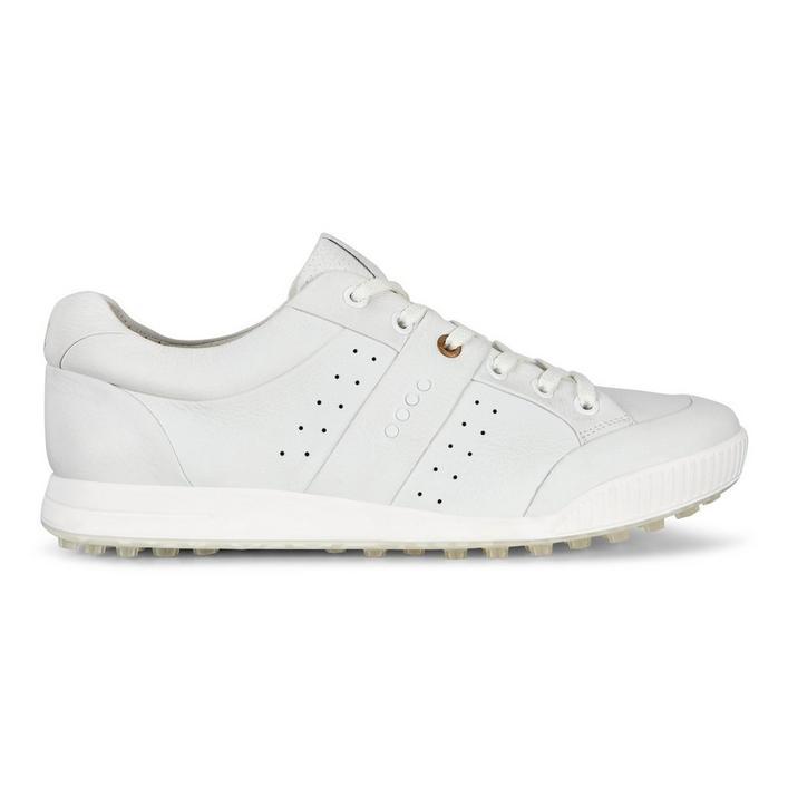 Chaussures Street Retro 10 sans crampons pour hommes - Blanc (Édition limitée)