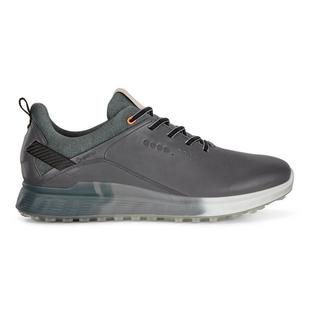 Men's Goretex S-Three Spikeless Golf Shoe - Grey