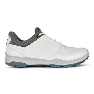 Men's Goretex Hybrid 3 Spikeless Golf Shoe - White/Grey