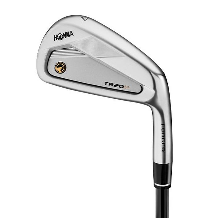 TR20 P 4-10 Iron Set with Steel Shafts