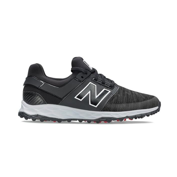 Men's Fresh Foam Links Spikeless Golf Shoe - Black/Red