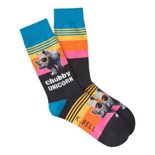 Men's Chubby Unicorn Crew Sock