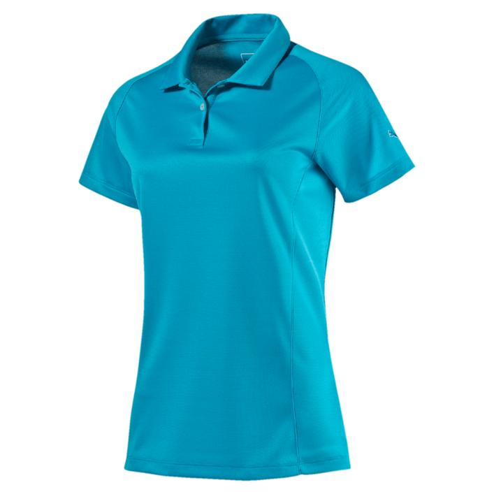 Women's Essential Solid Short Sleeve Polo
