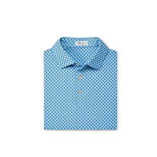 Men's Hudson Performance Short Sleeve Polo