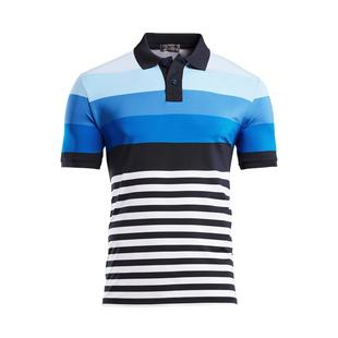 Men's Multi Stripe Polo