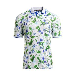 Men's Print Short Sleeve Polo