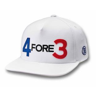 Men's 4 Fore 3 Cap