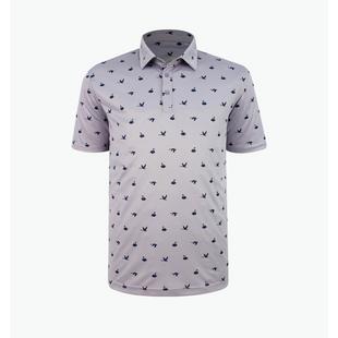 Men's Gilligan Short Sleeve Polo