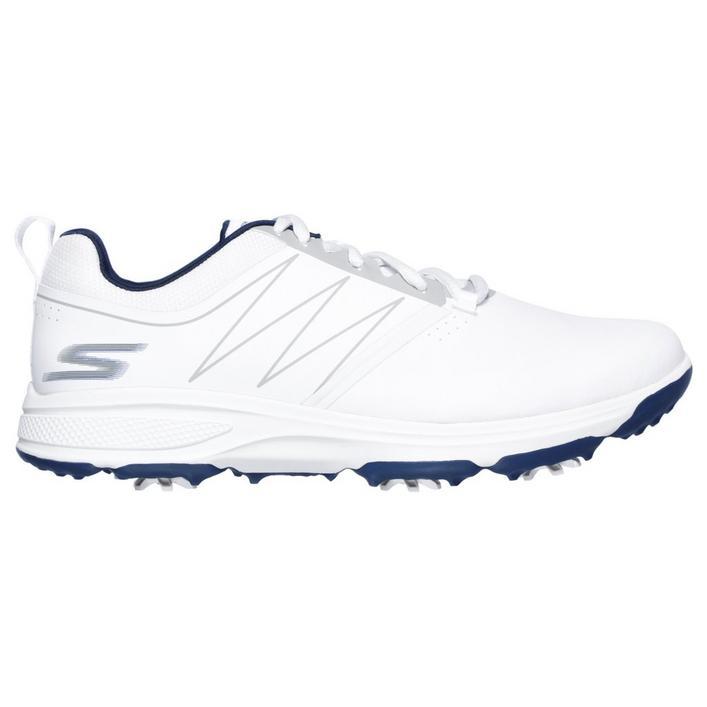 Men's Go Golf Torque Spiked Shoe - White/Navy