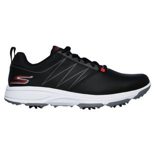 Men's Go Golf Torque Spiked Shoe - Black