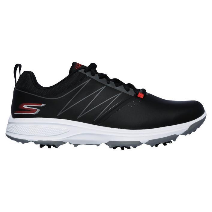 Chaussures Go Golf Torque à crampons pour hommes - Noir