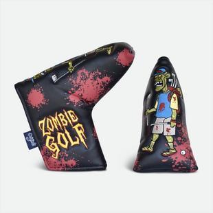 Couvre-bâton Zombie Golf pour fer droit à lame