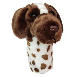 Daphne Driver Headcover - German Sheppard Pointer