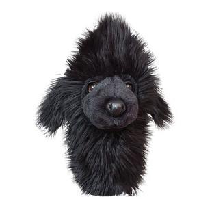 Daphne Hybrid Headcover - Black Poodle