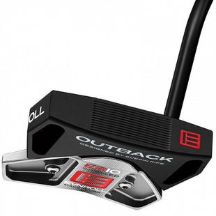 ER10 Outback Mallet Putter with Pistol Grip