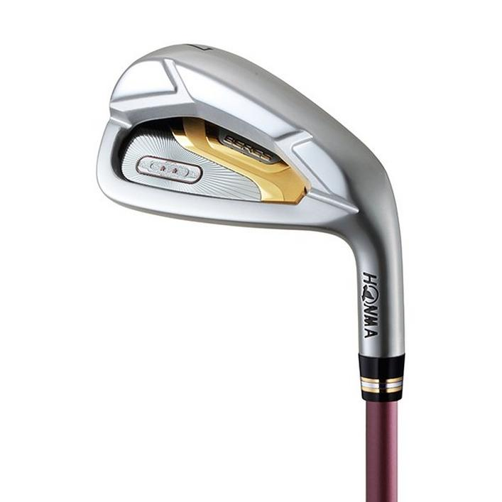 Women's Beres 2 Star 7-11 SW Iron Set with Graphite Shafts
