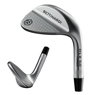 HLX 3.0 Chrome Wedge with Steel Shaft