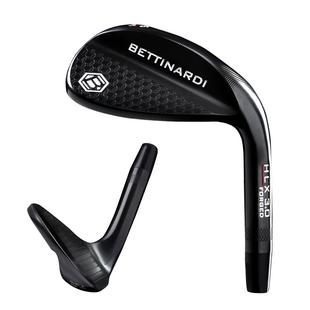 HLX 3.0 Black Wedge with Steel Shaft