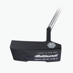 Queen B 6 Slot Back Slant Putter with Standard Grip