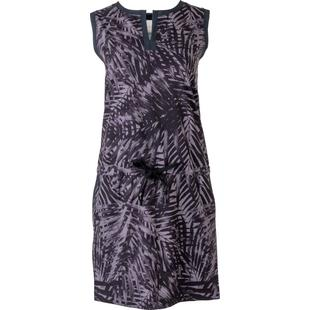 Women's Marina Printed Palm Sleeveless Dress