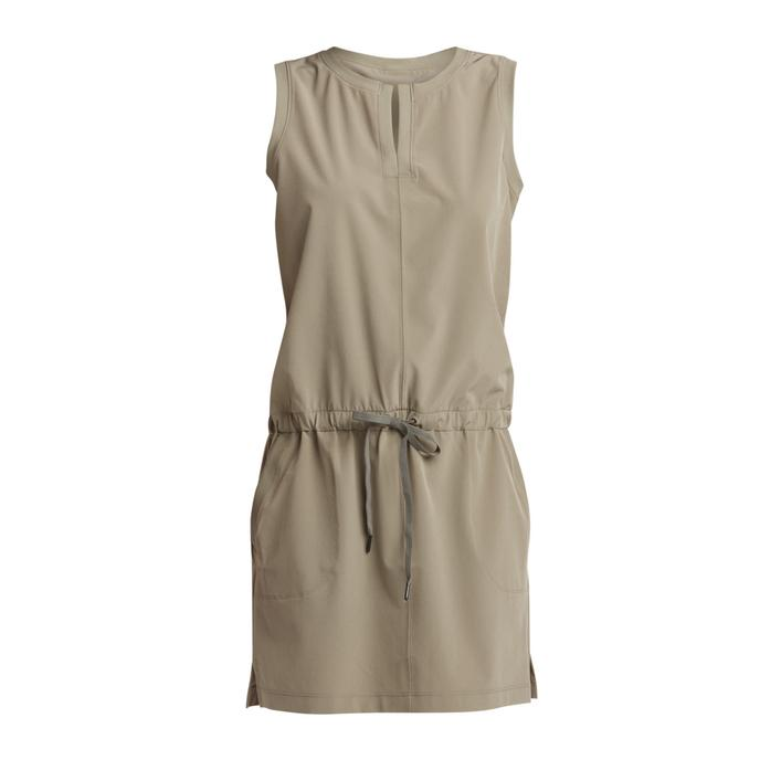 Women's Marina Solid Sleeveless Dress