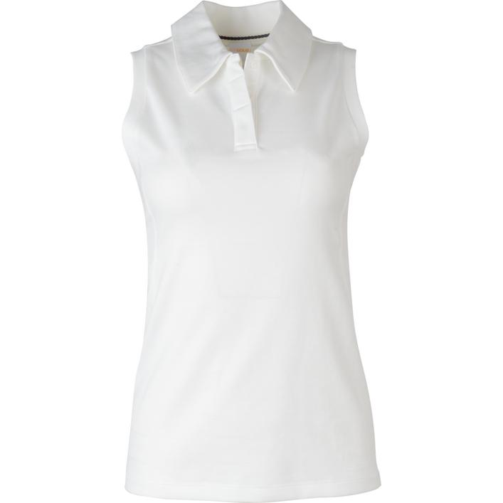Women's Cross Court Sleeveless Polo