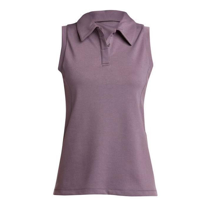 Women's Cross Court Sleeveless Polo